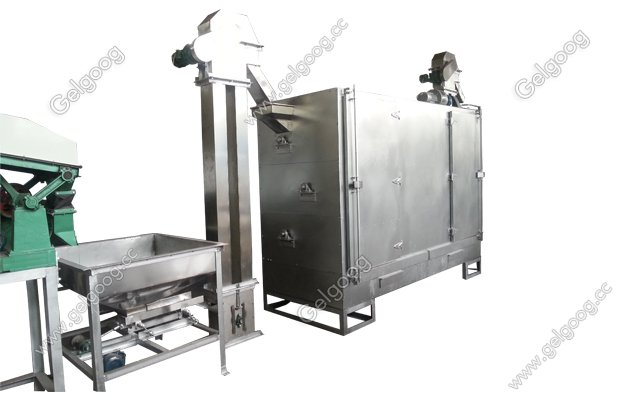 peanut butter manufacturing machine