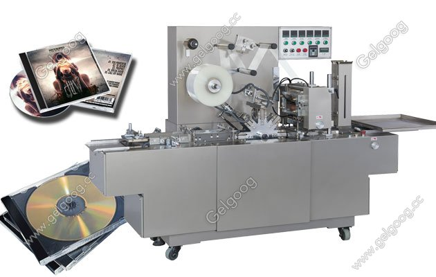 full automatic cellophane wrapping machine