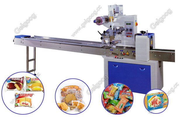 automatic cake packing machine