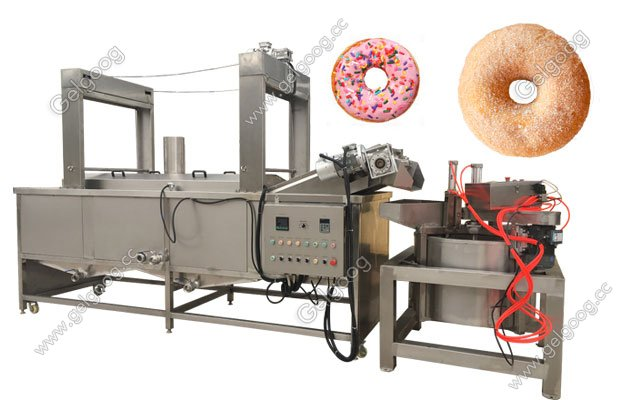 commercial donut frying machine
