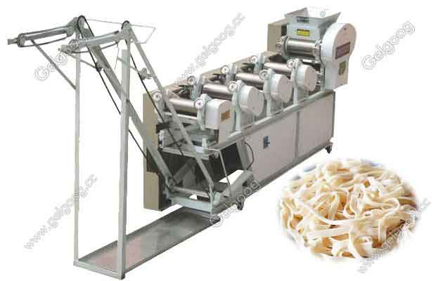 7-stages Noodle Making Machine For Sale Supplier Guangzhou