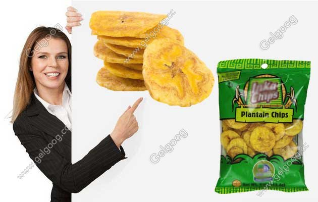 how do you start plantain chips business