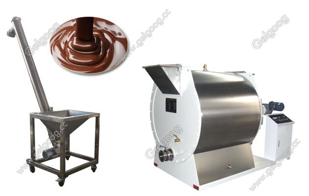 chocolate making business