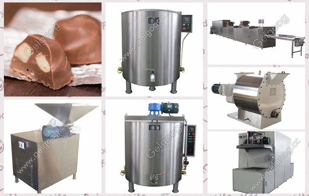 Automatic Chocolate Making Machine Manufacturer Price India