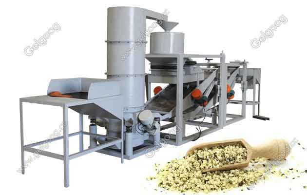 Automatic Hemp Seed Dehuller Machine For Sale