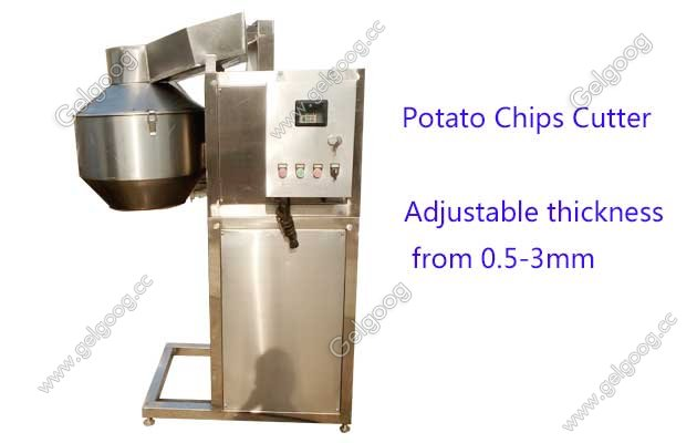 machine to cut potato for chips making