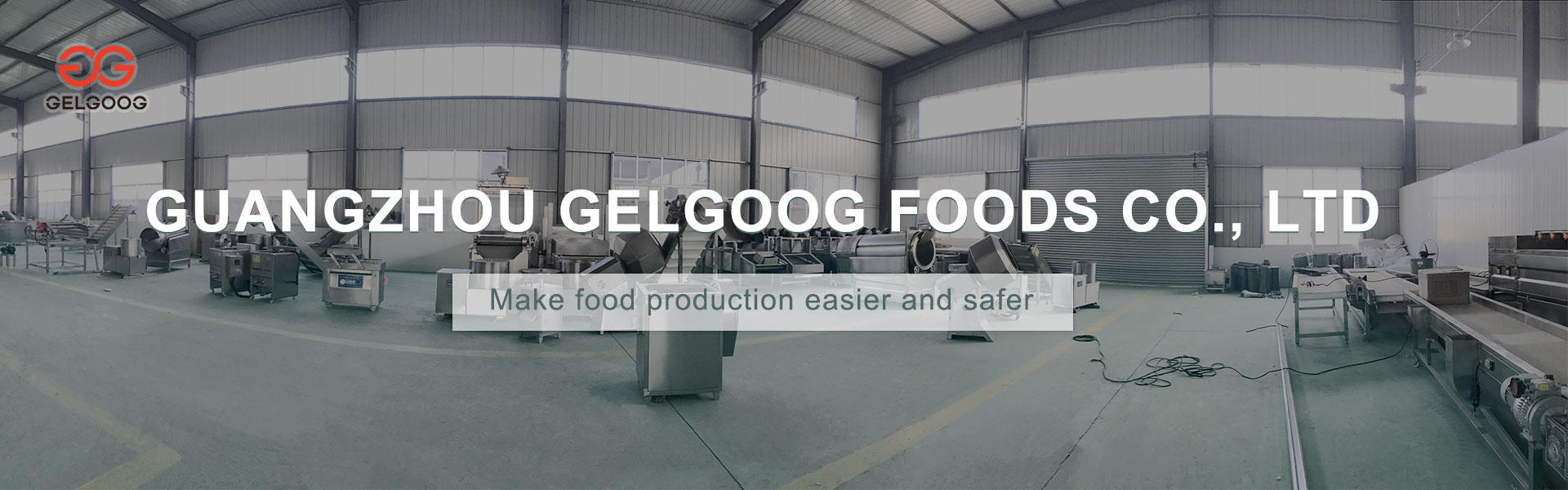 Guangzhou Gelgoog Machinery Factory Manufacturer